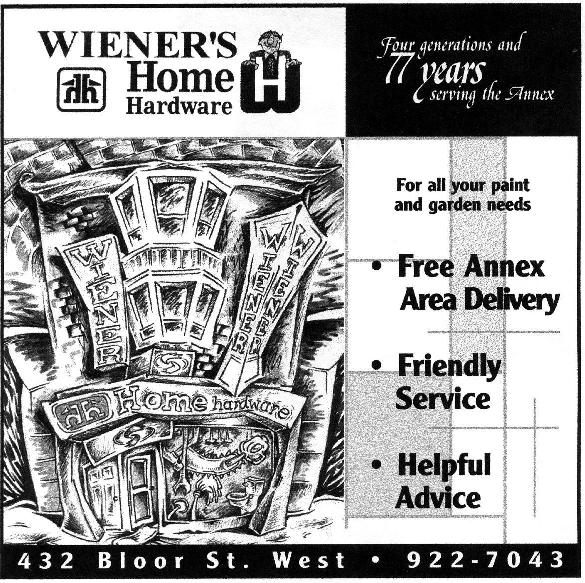 Wiener's Home Hardware