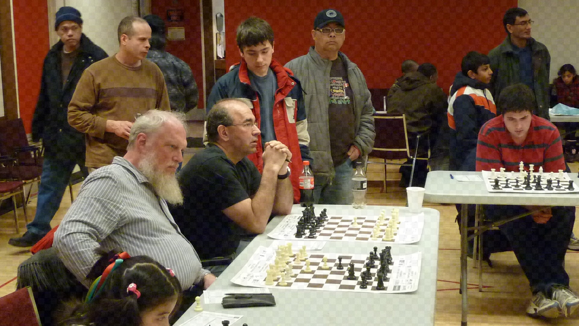 Shirov at Scarborough CC 3