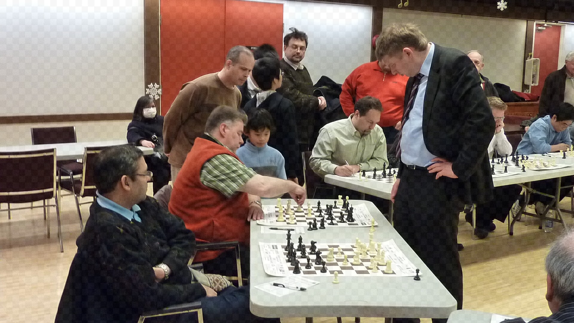Shirov at Scarborough CC 5