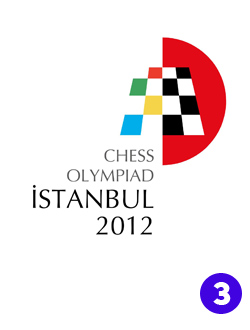 40th Olympiad 2012 Istanbul, Turkey - Contest Choice #3