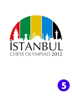 40th Olympiad 2012 Istanbul, Turkey - Contest Choice #5