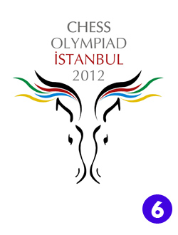 40th Olympiad 2012 Istanbul, Turkey - Contest Choice #6