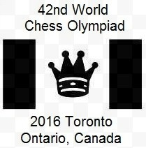 2016 Olympiad Toronto Bid logo by David Cohen
