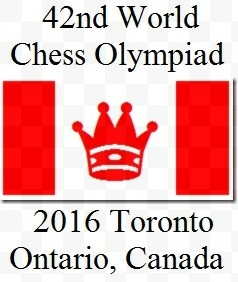 2016 Olympiad Toronto Bid red logo by David Cohen